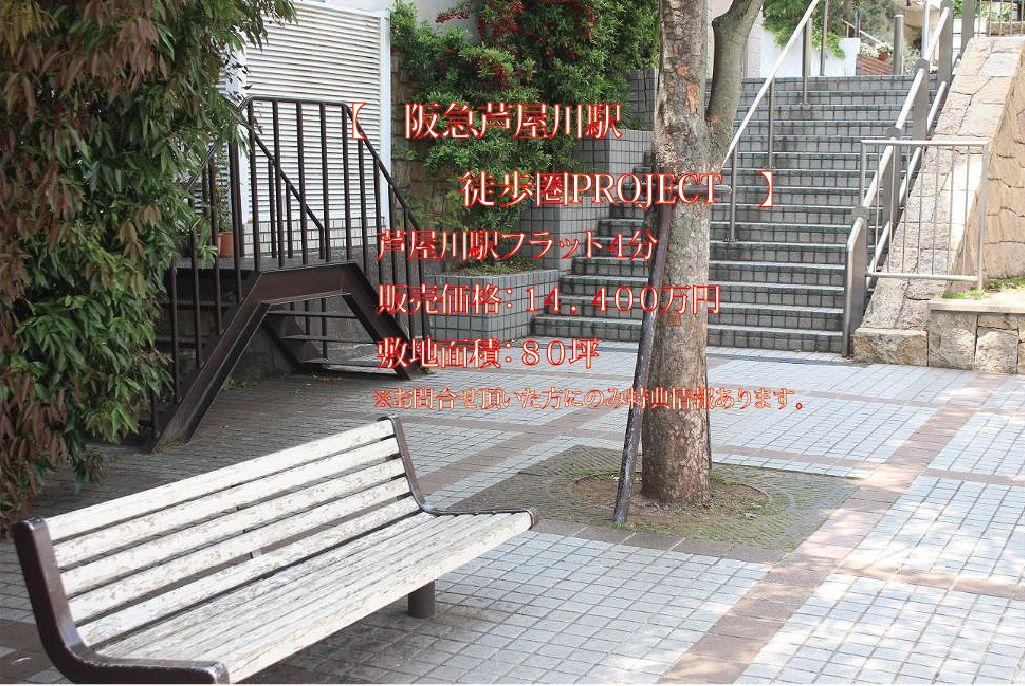 芦屋川駅徒歩圏スライダ