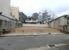 ■JR「芦屋」駅徒歩4分・駅近の土地