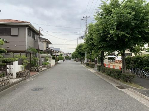 ■芦屋市潮見町建築条件付宅地~