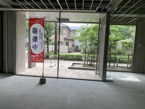 SAKURA1階テナント北側