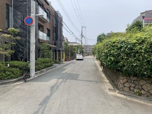 ■芦屋市楠町売土地 ~JR芦屋駅徒歩8分~