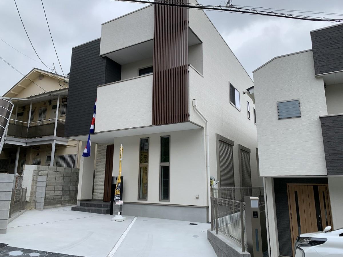 ■芦屋市東山町新築戸建