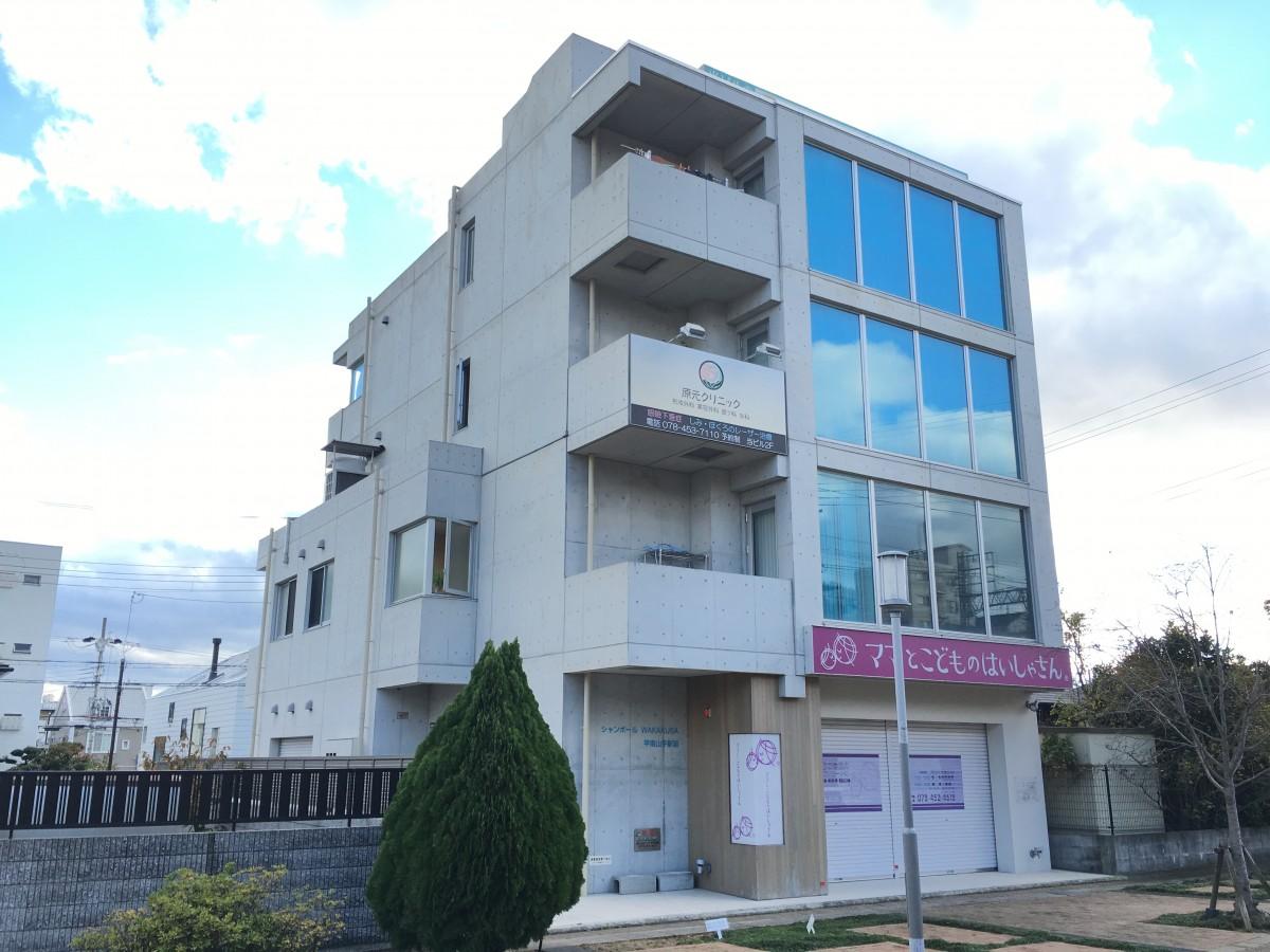 シャンボールWAKAKUSA甲南山手駅前302号室